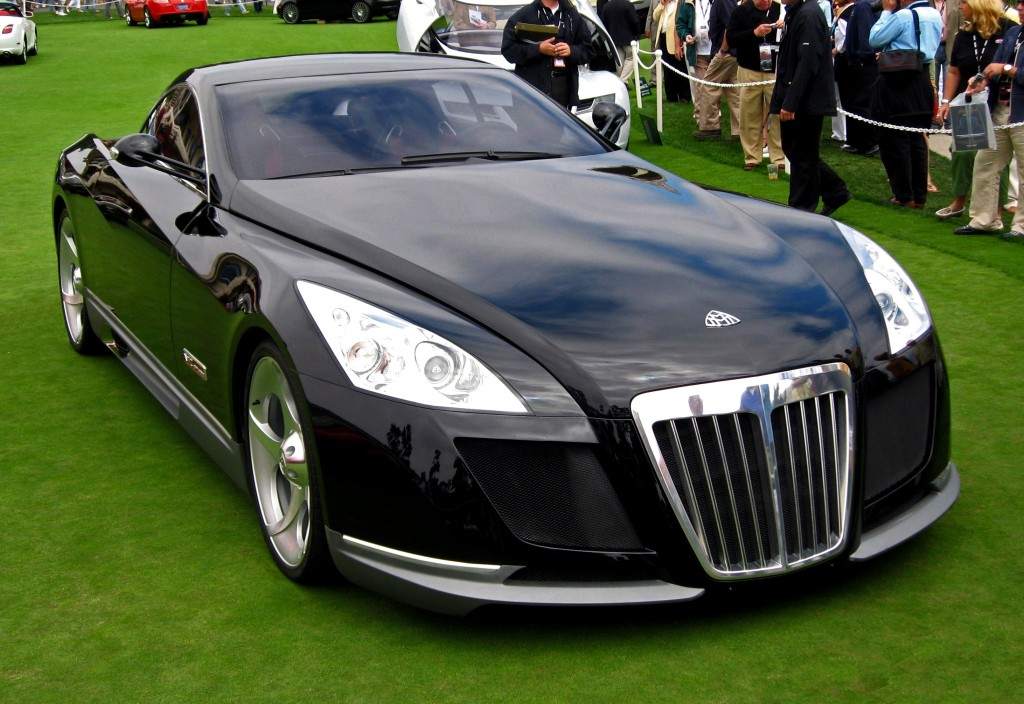 The Most Luxurious Cars In The World Ontime
